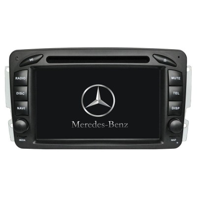 Bizzar Mercedes C/CLK Android 9.0 Pie 4core Navigation Multimedia