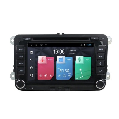 Bizzar VW T5 Android 9.0 Pie 4core Navigation Multimedia