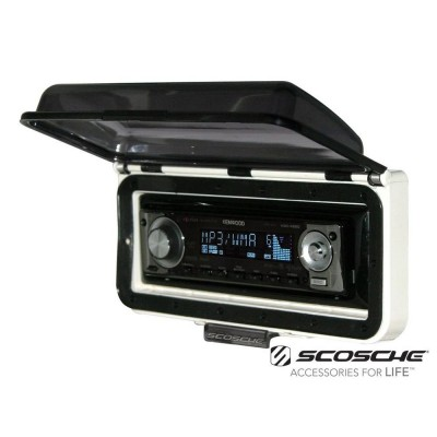 Radio Cd Marine Cover White Color