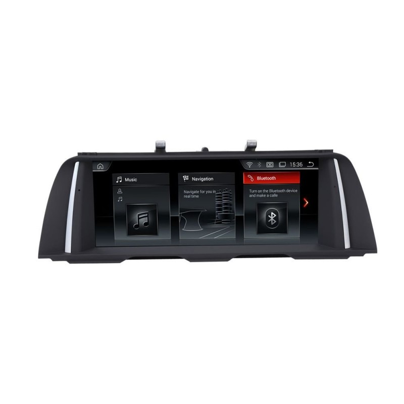 BMW 5 Series F10/F11 Android 9.0 Navigation Multimedia 10.25