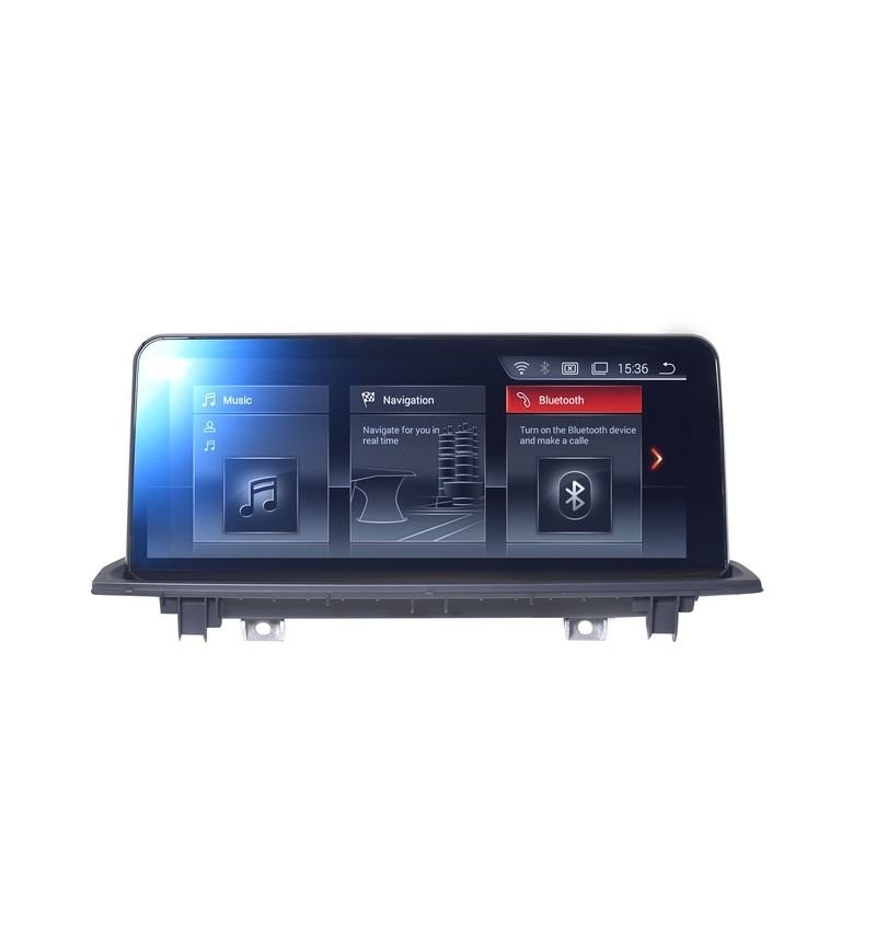 BMW X1 F48 & Χ2 F39 2017> Black Panel Android 10 Navigation Multimedia 10.25